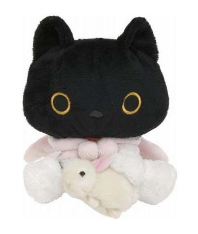 San-X Kutusita Nyanko Picnic Series Plush - Bunny