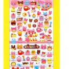 "Kamio Japan ""Bear Bakery"" Spongy Sticker"
