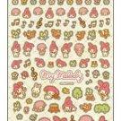 Sanrio My Melody Clear Petite Sticker