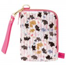 San-X Kutusita Nyanko &quot;Cat Cafe&quot; Series Cell Phone/Camera Pouch
