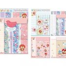 "San-X Kireizukin Seikatu ""Daily Handicraft"" Series Letter Set"