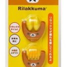 San-X Rilakkuma Plastic Facial Mini Roller - Set of 2