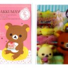 San-X Rilakkuma Postcards - Set of 2