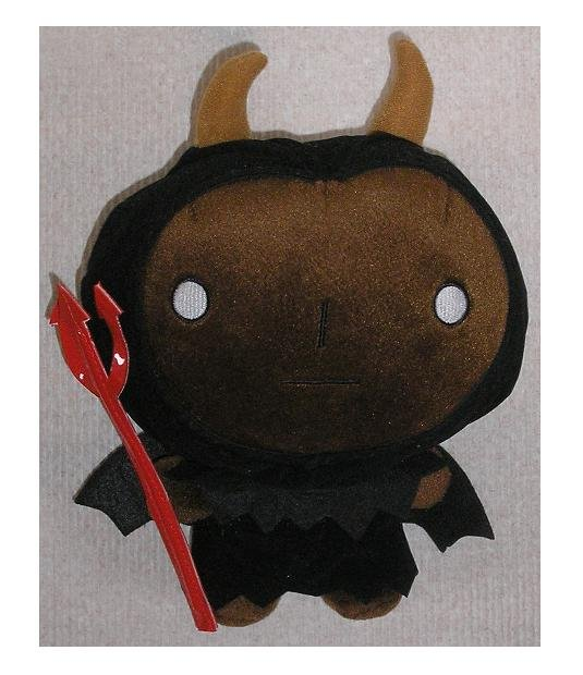 San-X Kogepan Halloween Plush - Devil