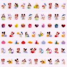 Kamio Japan Disney Babies Petite Clear Mark Seal/Sticker