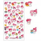 "Sanrio ""My Melody"" Glittery Sticker"