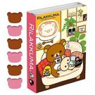 San-X Rilakkuma Chocolate & Coffee Series Memo Flap - #301