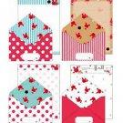 San-X Chou-Fleur Series Letter Set