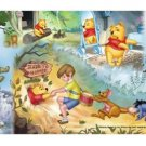 Disney Winnie the Pooh & Friends - Yanoman Petit Jigsaw Puzzle
