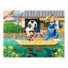 "Disney Minnie ""Happy Journey"" - Yanoman Petit 2 Jigsaw Puzzle"