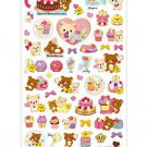 San-X Rilakkuma Sweets Series Sticker - #902