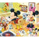 "Disney Mickey & Minnie ""Photo Memories"" - Yanoman Petit 2 Jigsaw Puzzle"