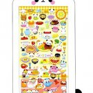 "Kamio Japan ""Panda's Meal "" Spongy Sticker"