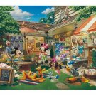 Tenyo Disney Goofy's Nature Shop - 300 Pieces Jigsaw Puzzle
