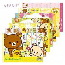 San-X Rilakkuma Happy Holiday Picnic Series Memo Pad - #201