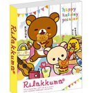 "San-X Rilakkuma ""Happy Holiday Picnic"" Series Sticky Notes/Post-It"