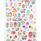 Sanrio Little Twin Stars 2012 Summer Collection Washi Sticker