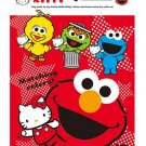 Sanrio Hello Kitty & Sesame Street - Pocket Jigsaw Puzzle