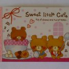 "Crux ""Sweet Little Cafe"" Mini Memo"