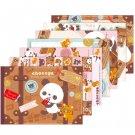San-X Chocopa Trunk Series Memo Pad - #4901