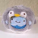 Passport Hannari Tofu Sea Creature Mascot Plush - Penguin