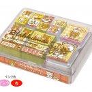San-X Rilakkuma Egg Series Stamp Set