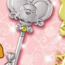 San-X Kiiroitori Mascot - Key Shaped Charm