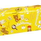 "San-X Rilakkuma ""Egg"" Series Pen/Pencil Pouch - Yellow"