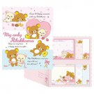 San-X My Only Rilakkuma Series Sticky Notes - #101