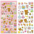 San-X Rilakkuma Aloha Series Sticker Set - #403