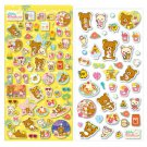 San-X Rilakkuma Hawaii Series Sticker (Set of 2 Sheets) - #4