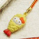 Sanrio Hello Kitty Cell Phone Strap - Shrimp Tempura