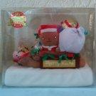 San-X Limited Edition Kogepan Christmas Holiday Plush