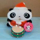 San-X Tare Panda Christmas Plush - Drummer