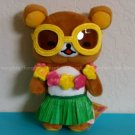 San-X Rilakkuma Cavaran Shop Aloha Series Plush - Hula Dancer