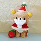 San-X Rilakkuma Christmas 2007 Plush - Wannabe Santa