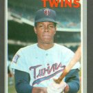 1970 Topps baseball set # 290 Rod Carew HOF Minnesota Twins