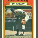 1972 Topps baseball set # 446 Tom Seaver In Action HOF New York Mets