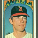 1972 Topps baseball set # 595 Nolan Ryan HOF California Angels