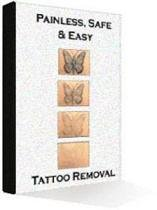 TATTOO REMOVAL PAINLESS ,EASY,GUIDE REMOVE TATTOO