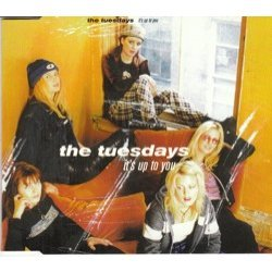 The Tuesdays - It's Up To You - CD Single