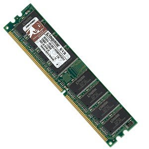 512mb PC3200 DDR RAM Desktop Memory ( Kingston KVR400 )