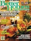 Better Homes & Gardens Magazine - August 1989