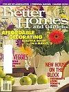 Better Homes & Gardens Magazine - April 1990