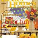 Better Homes & Gardens Magazine - October 1994