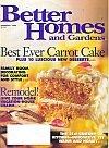 Better Homes & Gardens Magazine - February 1995