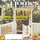 Better Homes & Gardens Magazine - October 2000