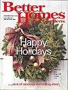 Better Homes & Gardens Magazine - December 2000