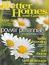 Better Homes & Gardens Magazine - April 2001