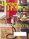 Better Homes & Gardens Magazine - March 2002